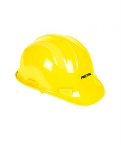 CASCO DE SEGURIDAD, COLOR AMARILLO, PRETUL