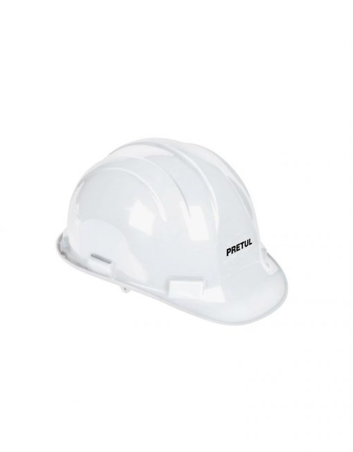 CASCO DE SEGURIDAD, COLOR BLANCO, PRETUL